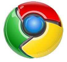 구글 크롬 로고