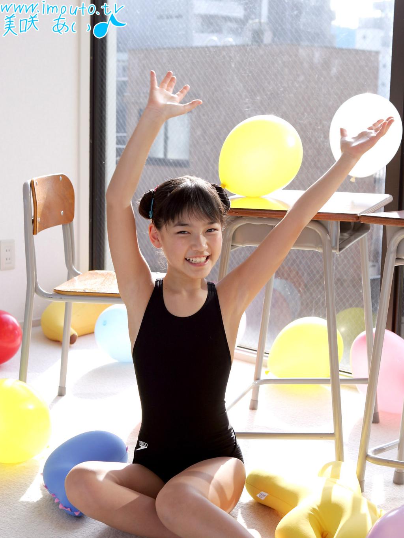 귀여운 일본 미소녀 그라비아 아이돌 모델 미사키 아이(Ai Misaki 美愛) 고화질 바탕화면 20090616_7