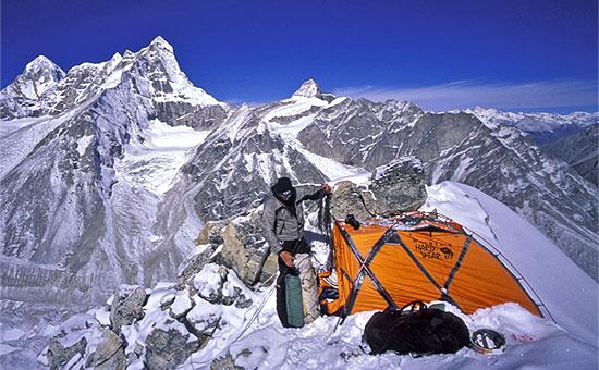 ?? ??? ??? ?? & ?????? - ??????? EV3 ?? (Mountain Hardwear EV3 Tent)