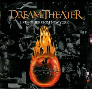 LIVE SCENES FROM NEW YORK (2001): DREAM THEATER