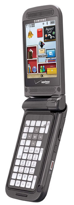 Samsung Alias 2 e-Paper Phone