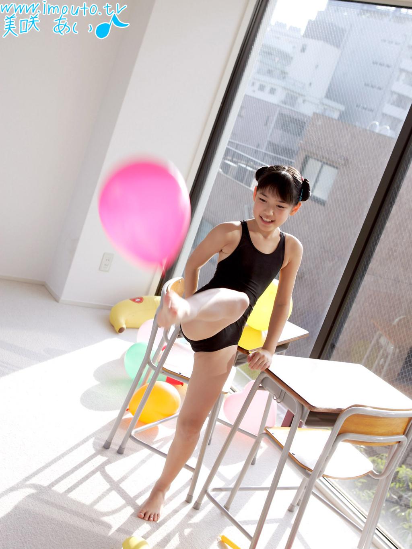 귀여운 일본 미소녀 그라비아 아이돌 모델 미사키 아이(Ai Misaki 美愛) 고화질 바탕화면 20090616_12