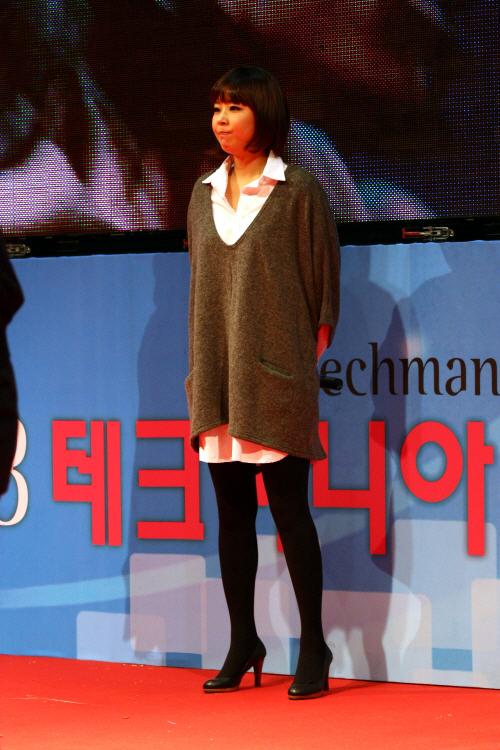 2008 테크마니아페스티벌 가수 신지