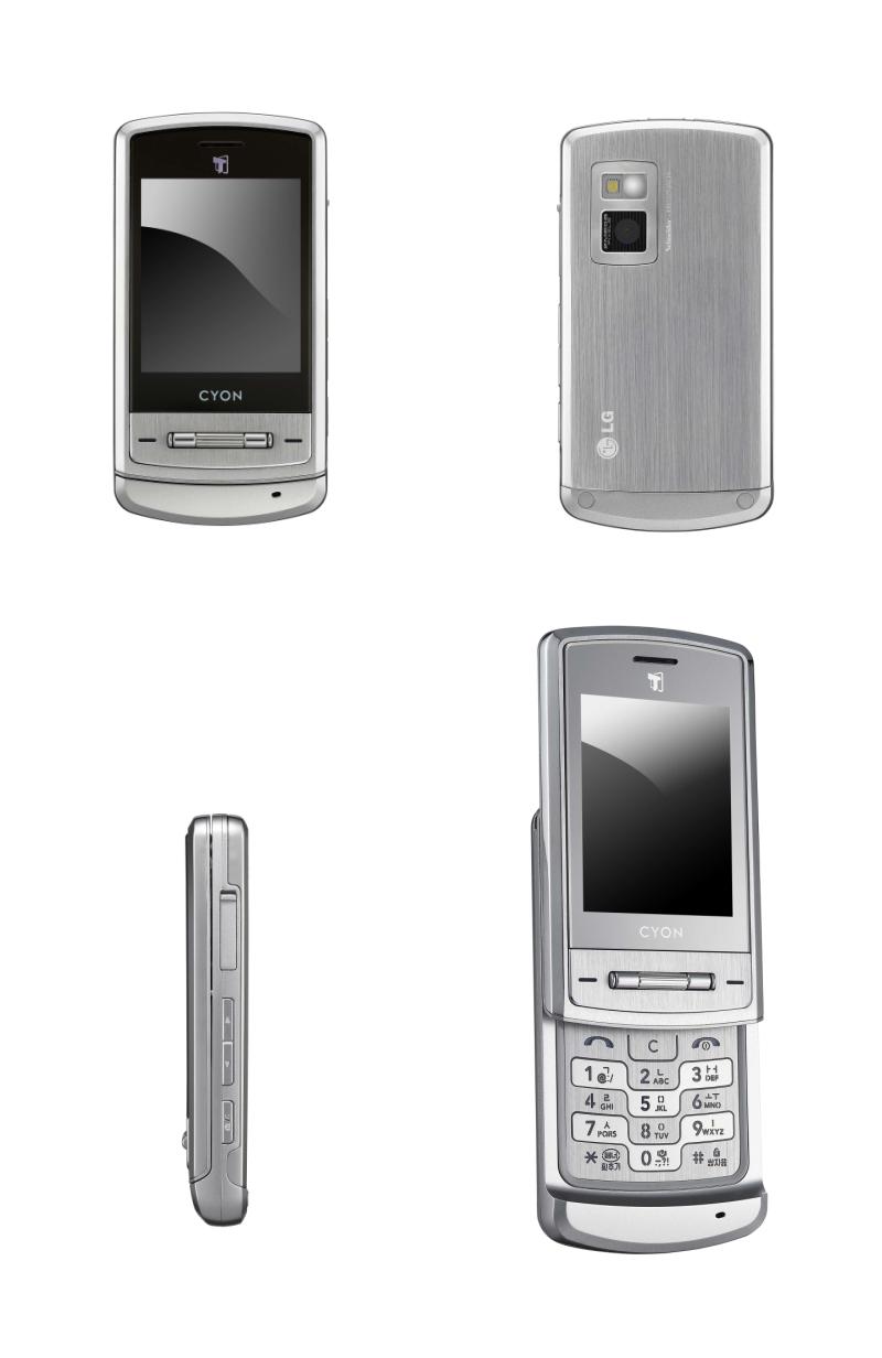 LG전자 싸이언 LG-SV420