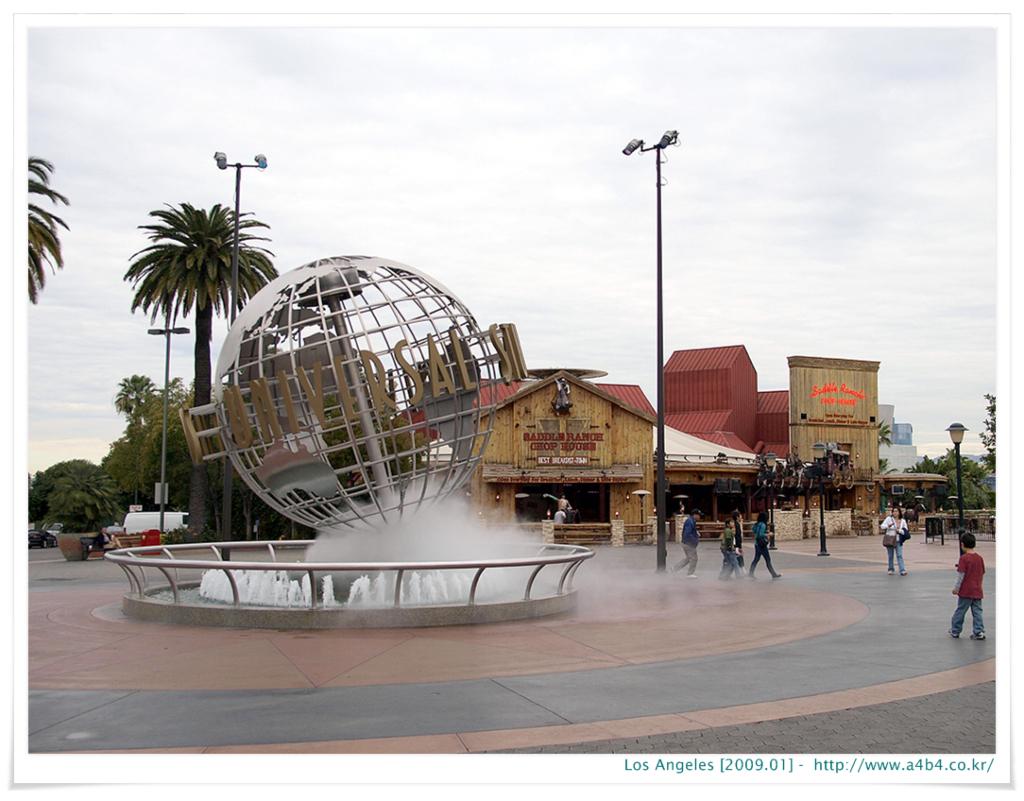 [LA] 유니버셜 스튜디오 헐리우드 (Universal Studios Hollywood) 1 - 트램, 스튜디오 투어