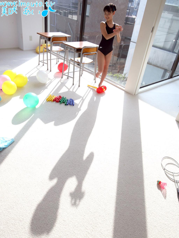 귀여운 일본 미소녀 그라비아 아이돌 모델 미사키 아이(Ai Misaki 美愛) 고화질 바탕화면 20090616_2