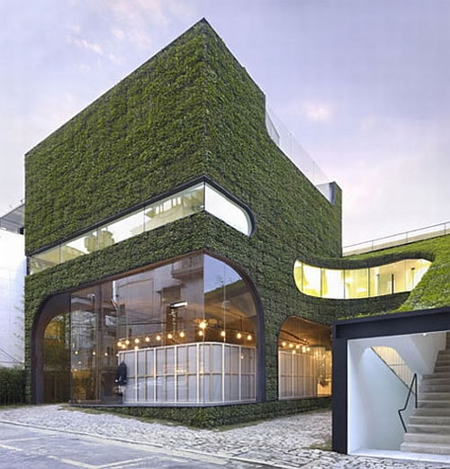 Building Green Homes: E&D : Eco-friendly Development :: Green Commercial And
