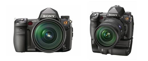 소니 첫 풀프레임 DSLR 카메라 α900 예약판매 매진