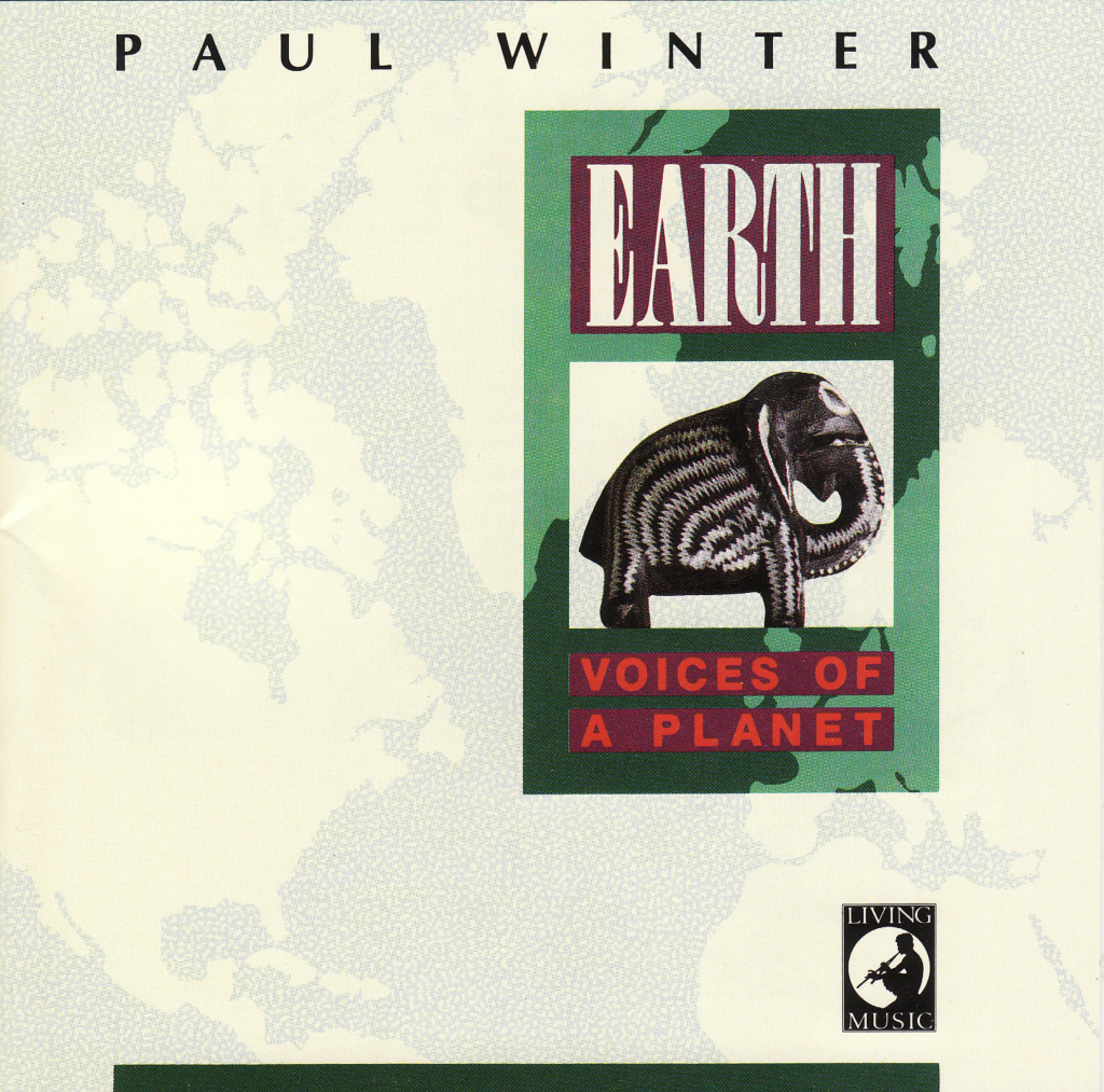 Paul Winter - Earth: Voices of a Planet (1990)