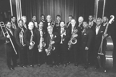 팀원 수에 따른 Jazz Band 의 구성