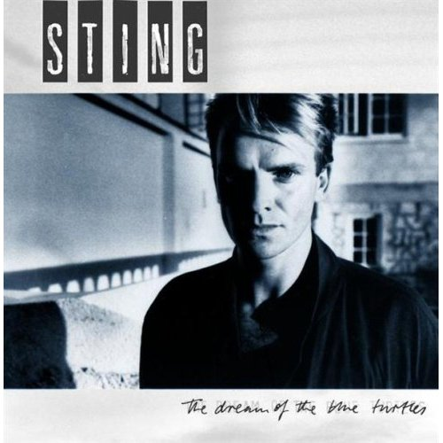 Sting - The Dream Of The Blue Turtles (Japanese Edition) (FLAC)