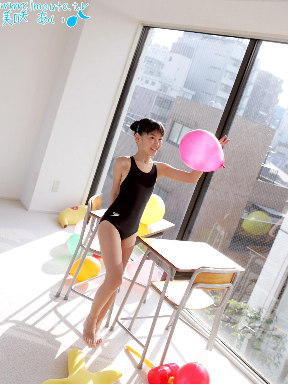 귀여운 일본 미소녀 그라비아 아이돌 모델 미사키 아이(Ai Misaki 美愛) 고화질 바탕화면 20090616_11