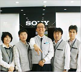 소니 프리미엄 샵 - 광주 서비스 센터
