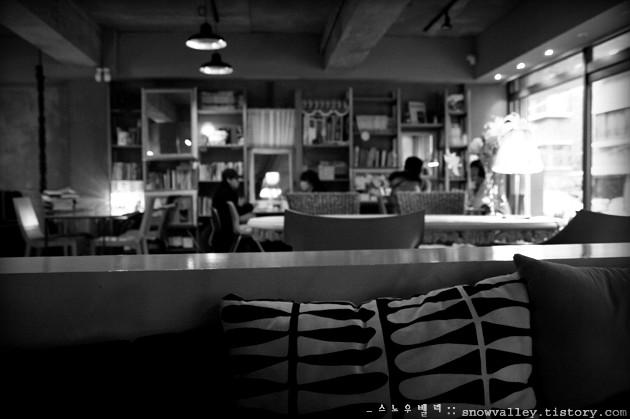홍대 레이디헤더스룸 - 홍대 카페