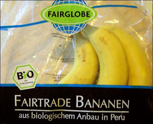 유기농 공정무역 바나나
