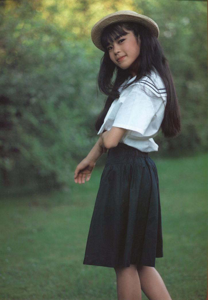 Rika Nishimura 6 Years.School Models Rika Pictures Free ...