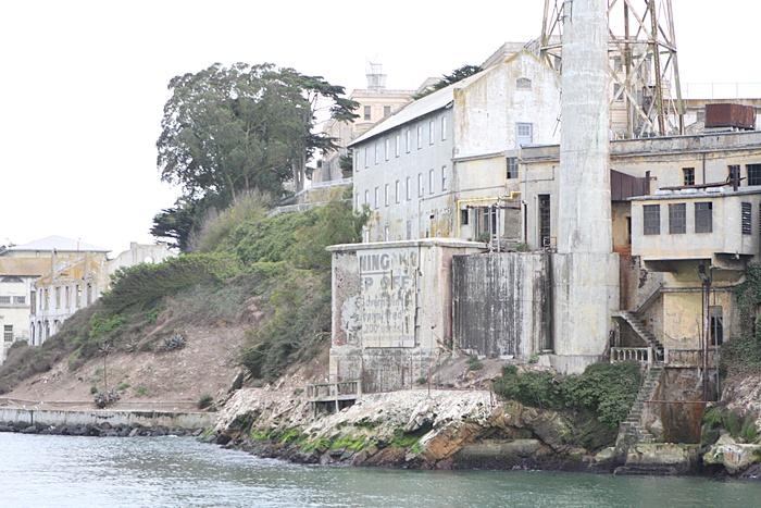 샌프란시스코, 지옥의 알카트라즈 섬 - 수감자들의 외침이 들리는 듯....