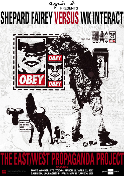 an analysis of the obey propaganda parody Andre the giant has a posse is a street art the obey slogan was not only a parody of propaganda another parody of the obey poster has an image of.