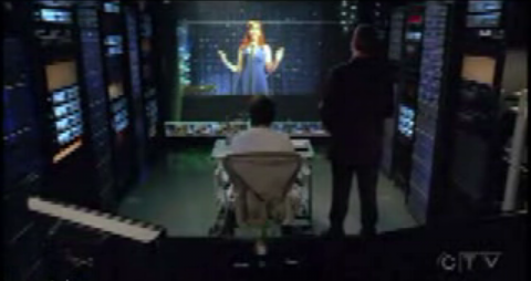 Microsoft PhotoSynth in CSI NY s04x18