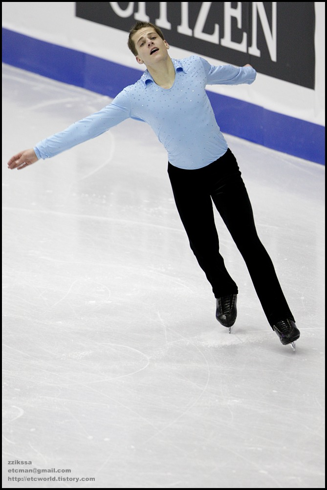 SBS ISU Grand Prix of Figure Skating Final Goyang Korea 2008/2009 2008/2009 SBS ISU 고양 피겨스케이팅 그랑프리