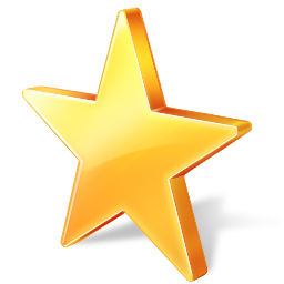 star - Windows Vista Icon