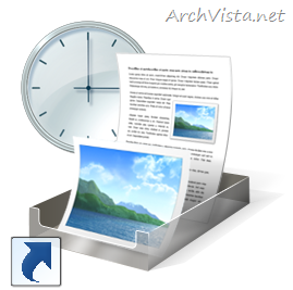 Windows Vista recent_documents_icon (c) Microsoft